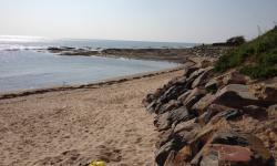 plage de la sauzaie à Brétignolles Sur Mer