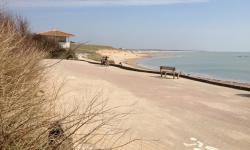 Plage des Dunes à 1km du lotissement Les Rouettes